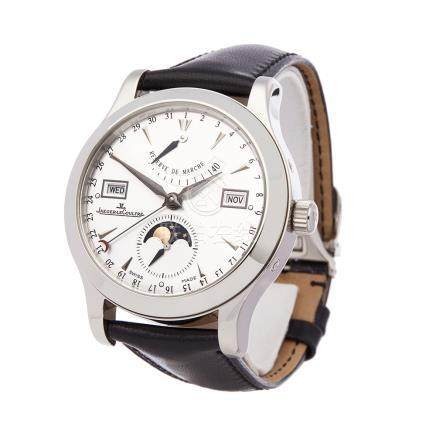 2005 Jaeger-LeCoultre Master Control Stainless Steel - 147.8.41.S