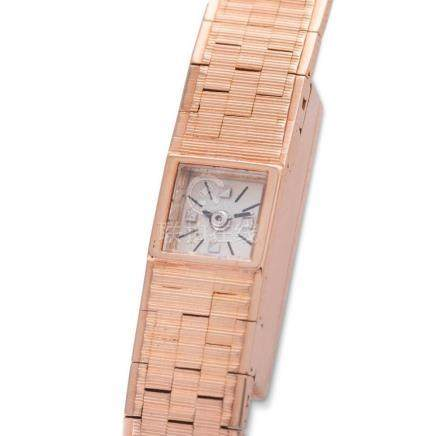 Vacheron Constantin – lady extra small wristwatch/bracelet i