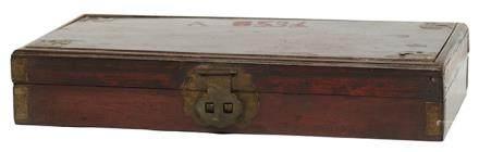 酸枝木方盒