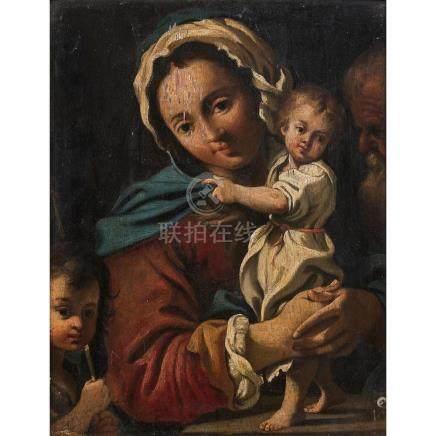 Attribué à Bartolomeo SCHEDONE (1578-1615)