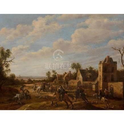 Joost Cornelisz DROOCHSLOOT (Utrecht 1586-1666)