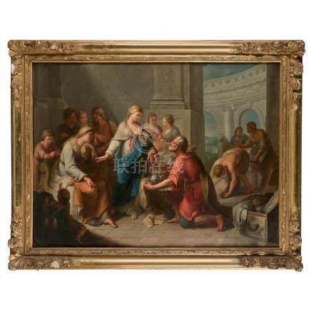 Bernard-Joseph WAMPS (Lille 1689-1744)