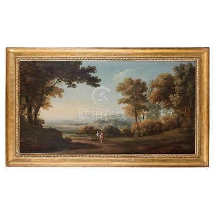 Attribué à Nicolas Didier BOGUET (1755-1839)