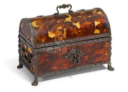 SPANISH COLONIAL, PROBABLY MEXICO, CIRCA 1700 | Casket