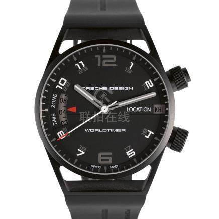 Porsche's design – Worldtimer
