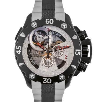 Zenith – Defy Xtreme, Tourbillon chronograph