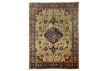 A TABRIZ CARPET, NORTH-WEST PERSIA approx: 12ft.5in. x 9ft.2