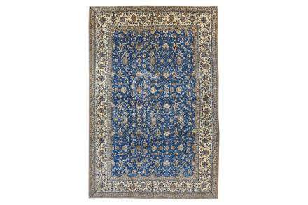 A VERY FINE NAIN TUDESHK CARPET, CENTRAL PERSIA approx: 8ft.