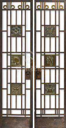 SCOTTISH SCHOOL | British Linen Bank Gates