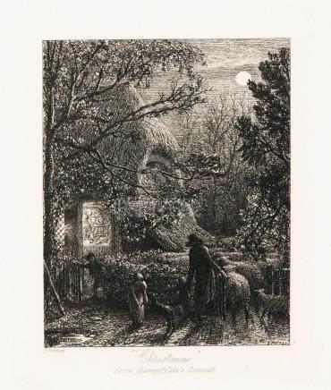 SAMUEL PALMER   Christmas (Alexander 4)