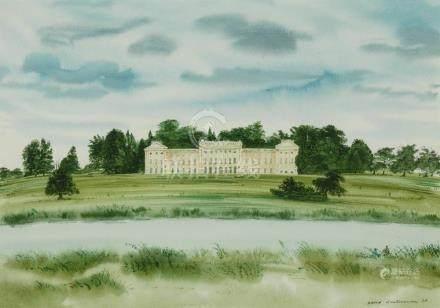 DAVID GENTLEMAN   Heveningham Hall, Suffolk