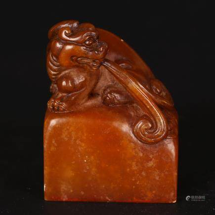 CHINESE TIANHUANG FOOLION SEAL