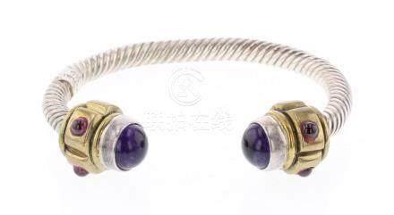 Vintage Twist Cuff Bracelet
