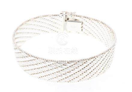 Italian Link Bangle Bracelet