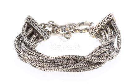 Sterling Silver Vintage Chain Link Bracelet