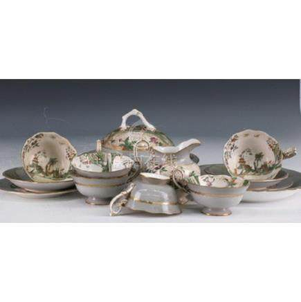Vintage Royal Worcester Part Of Teaset