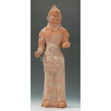 Large Terracotta Figurine