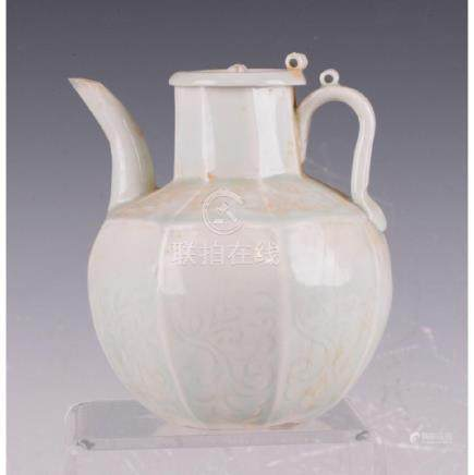 QingBai Wine Pot