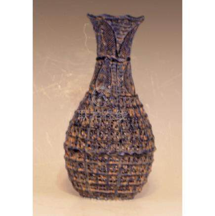 Lattice De Hua Vase