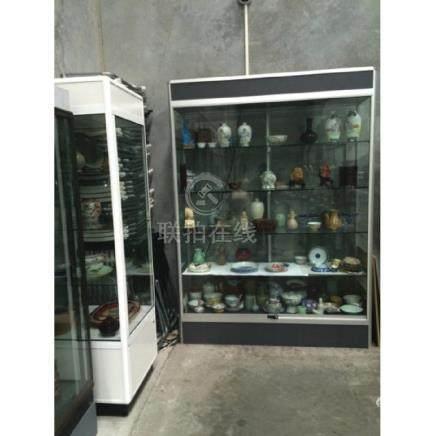 Large Aluminium Cabinet