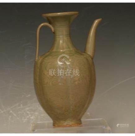 Longquan Ware Wine Pot