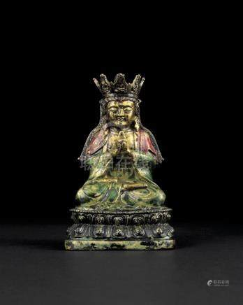 铜 地藏王菩萨