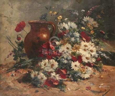 尤金‧亨利‧柯修斯-花卉