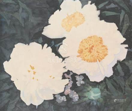 马白水-花卉
