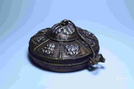 TIBETAN MUSICAL INSTRUMENT