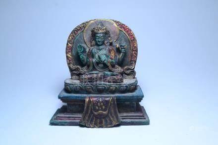 OLD TIBETAN BUDDHISM