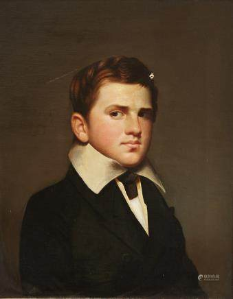 Cephas Thompson Portrait of Charles Frederick Thompson