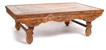 A Beech Wood Table