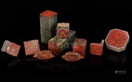 A Collection of Chinese 19th Century Sea