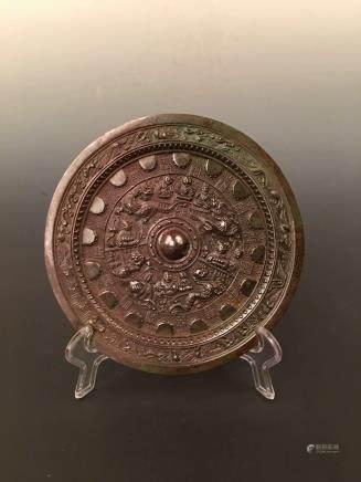 Chinese BronzenMirror