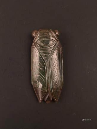 Archaic Jade Cicada