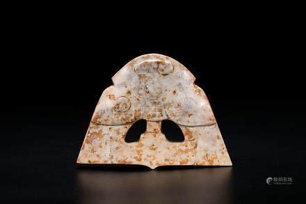 A Liangzhu Culture Archaic Jade