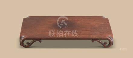 红木长方台