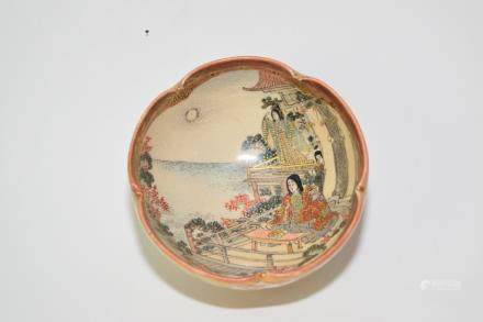 19-20th C. Japanese Satsuma Bowl