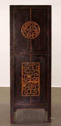 BOOK CASE - CHINA SHANXÌ PROVINCE - 19th CENTURY