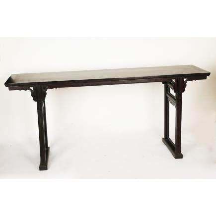 CHINESE HARDWOOD / ZITAN ALTER TABLE