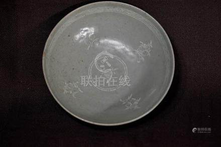 Korean Celadon Porcelain Bowl