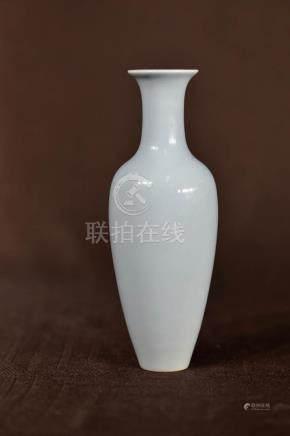 Chinese Clare de Lune Porcelain Vase