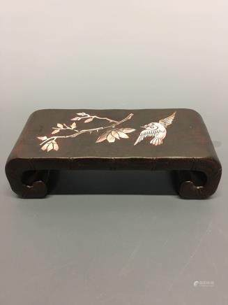 Chinese Small Red Wood Desk
