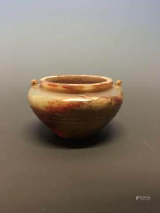 Chinese Archaic Jade Jar