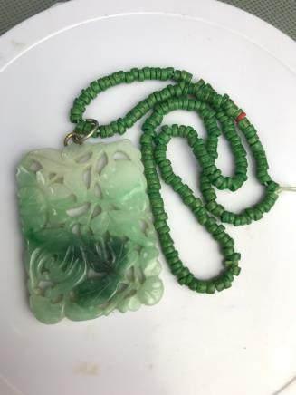 Jadeite Jade pendante