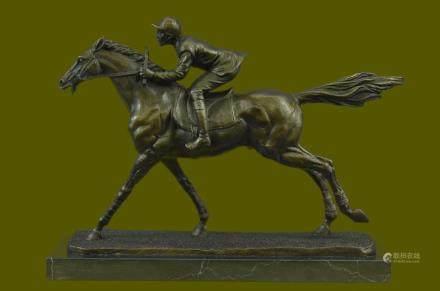 Horse Racing Fan Thoroughbred Horse Jockey Racetrack