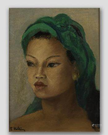 Portrait of Indonesian beauty