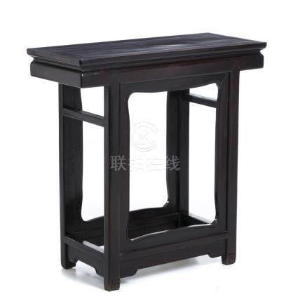 Altar table in hongmu