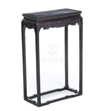 Table in hongmu