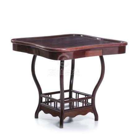 Mahjong Table, Minguo